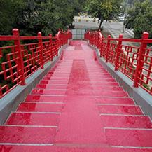 西安某天桥